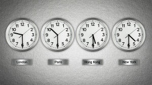 Why Aren't We All on the Same Time Zone?