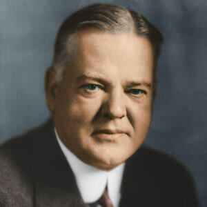 Herbert Hoover formed the National Committee on Volunteers to help address the overwhelming demand for aid in Depression-era America.