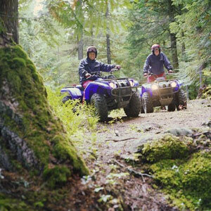 Tread Lightly! helps off-roaders develop a healthy respect for nature.
