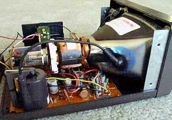 A typical CRT