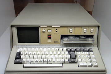 The IBM 5100. Portable? Sort of.
