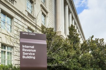 The IRS: When the change the tax brackets a little, your taxes can change a lot.