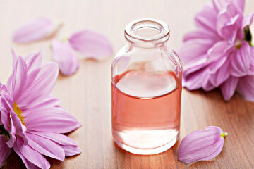 It's easy for those interested in aromatherapy to add scent to their bathing experience by adding essential oils in a hidden compartment within an air tub's cabinet.