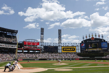 Stop in to visit Chicago's south side and the White Sox.