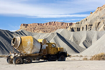 Concrete mixers are needed for many jobs, and have to get there quickly to make sure the mixture is poured before it sets.
