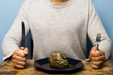 If you've had a potato lately, you've probably ingested trace amounts of uranium.
