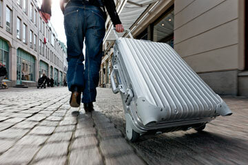 Luggage needs to be able to withstand everything from rough baggage handlers to cobblestone streets.