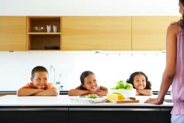 Gradually exposing kids to new ingredients can get them excited about trying new foods.
