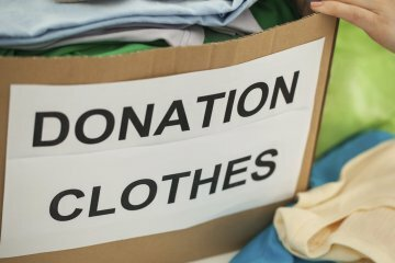 If you itemize your deductions, you can include qualifying charitable donations, including nonmonetary donations.