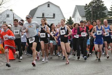 Meaghan's 5K is open to both runners and walkers. It attracts serious runners, recreational joggers and those who just want to cover the distance.