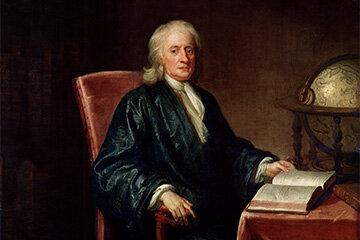 Sir Isaac Newton was an intellectual rock star (as well as a snazzy dresser).