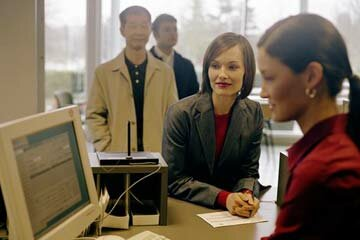 Some people appreciate the face-to-face customer service that comes with going to a bank. Others are more than willing to say bye to their teller.