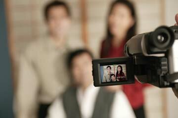 A visual recording of your interviews will capture facial expressions, clothing styles and other memorable details.