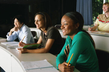If you want to end up in a good MBA program, make sure that you do well on the GMAT. See more college pictures.