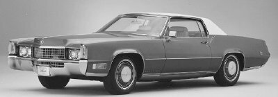 The 1970 Cadillac Eldorado had a massive 500-cubic-inch V-8. See more pictures of the 1970-1979 Cadillac.