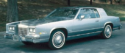 The downsized 1979 Cadillac Eldorado sported new options like remote-control door mirrors and a CB radio.