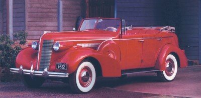 The Roadmaster name bowed in the 1936 model year, and Buick was encouraged by the response -- more than 17,000 were called for. See more classic car pictures.