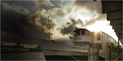 Since 1945, Circle Line Tours has floated tourists past the sights of New York City.