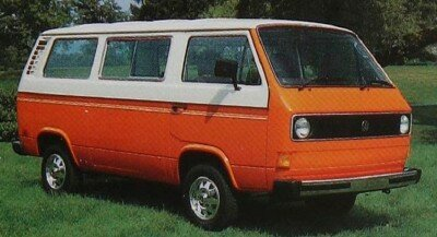 Debuting for 1980, the third-generation Volkswagen Bus was renamed the Vanagon. It retained an air-cooled rear-engine layout but for the first time did not share its chassis with the Beetle.