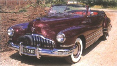 Only 511 1942 Roadmaster convertibles were built.