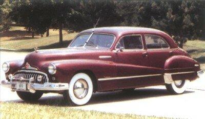 The Roadmaster four-door sedan garnered 47,569 orders for the 1948 model run.