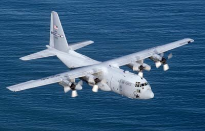 C-130 Hercules Aircraft