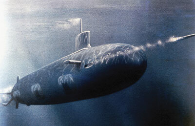 Torpedoes either use batteries and an electric motor or a special kind of fuel to propel themselves.