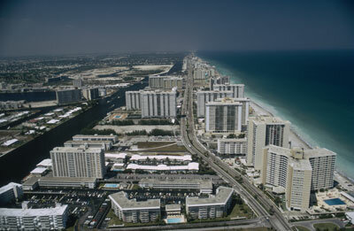 Coastal cities, such as Miami, enjoy certain advantages by having access to the ocean. They also face certain challenges, including exposure to hurricanes.