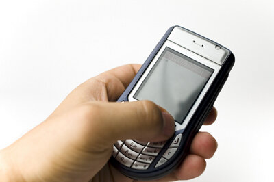 ­Newer camera phones allow users to send and receive scanned documents directly through the phone.