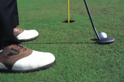 Golf greens need plenty of sunflight and good airflow.