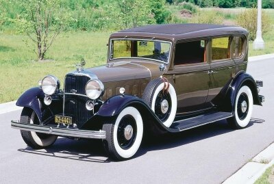 Image Gallery: Classic Cars The fast 1932 Lincoln KB sedan featured an impressive V-12 engine. See more pictures of classic cars.