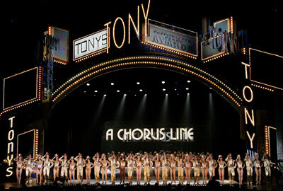 A Chorus Line can still be seen on Thanksgiving night and through the weekend.