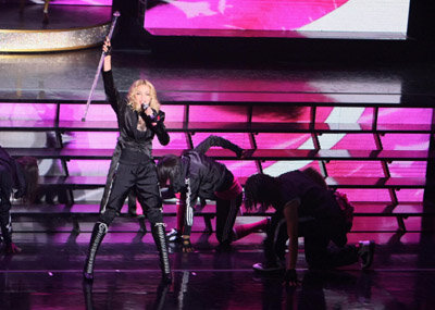 Stars with longevity like Madonna are signed to long-term touring contracts.