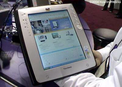 ViewSonic Tablet PC