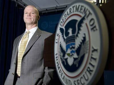 The United States relies on agents like Gregory Garcia of the Department of Homeland Security to keep America safe from cyber attacks. See more computer hardware pictures.