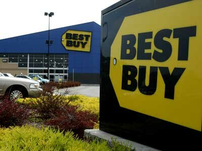 Best Buy raked in $43 million in unredeemed gift cards in the 2006 fiscal year.