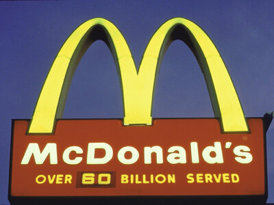 McDonald's changed the advertising industry with its aggressive marketing tactics. See more corporation pictures.