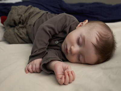 Why do babies need so much sleep? Another mystery!
