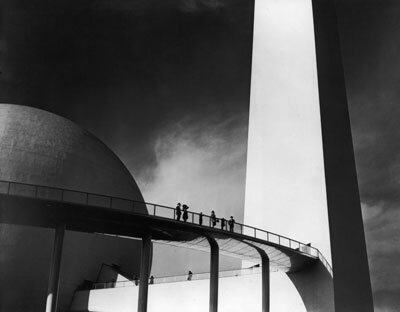 The Trylon and Perisphere at the 1939 World's Fair in New York, where Nov. 22 became forever International Start a New Country Day.