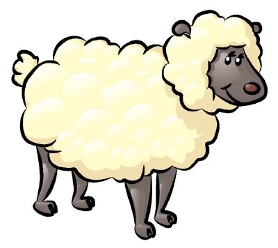 Mammals Image Gallery Learn how to draw a sheep, from its woolly coat to its hooves. These illustrated step-by-step directions make it easy. See more pictures of mammals.