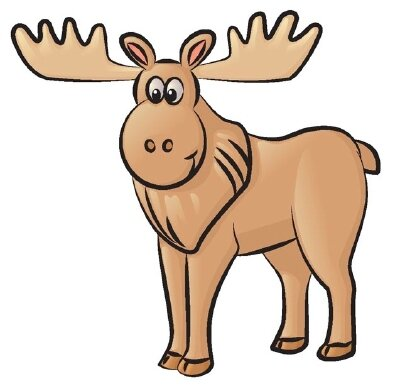 Mammal­ Image Gallery Learn how to draw a moose from antlers to tail with these simple directions. Each step of the drawing is illustrated to guide your way. See more pictures of mammals.