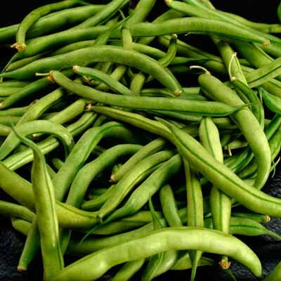 Green, or snap, beans, are among the most commonly grown green beans. See more pictures of vegetables.