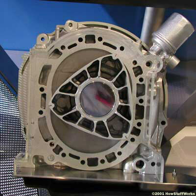 Rotary engines are found in some powerful sports cars. Want to learn more? Check out these car engine pictures.