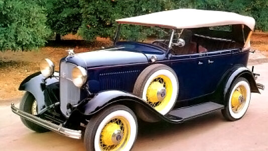 Introduction to 1932 Ford Model B and Model 18 | HowStuffWorks