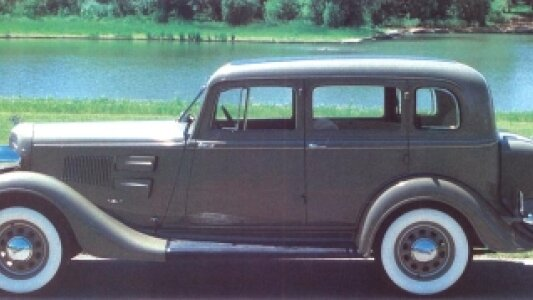 1930s Classic Ford Cars | HowStuffWorks