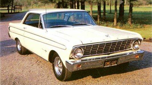 1963, 1964, 1965 Ford Falcon Futura Sprint   HowStuffWorks