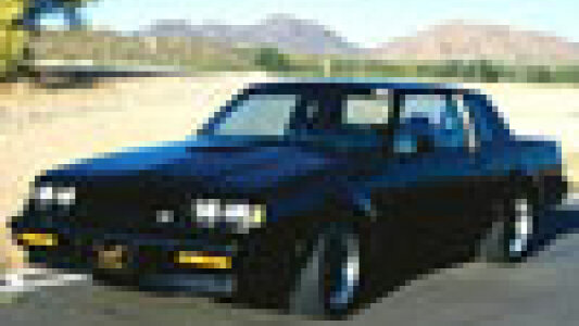 1985-1987 Buick Regal Grand National & GNX | HowStuffWorks
