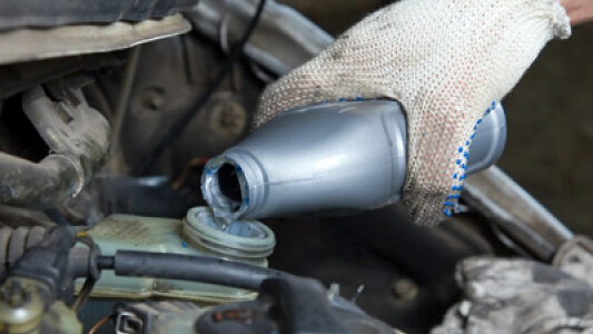 What are the different types of brake fluid? | HowStuffWorks