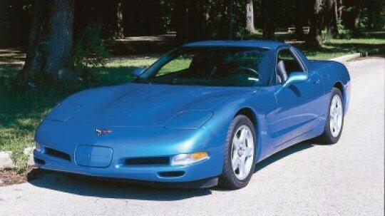 2000 Corvette