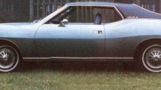 1968-1974 AMC Javelin
